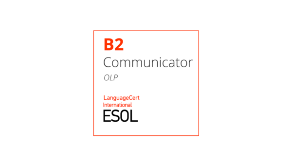 Esame di inglese online B2 LanguageCert International ESOL