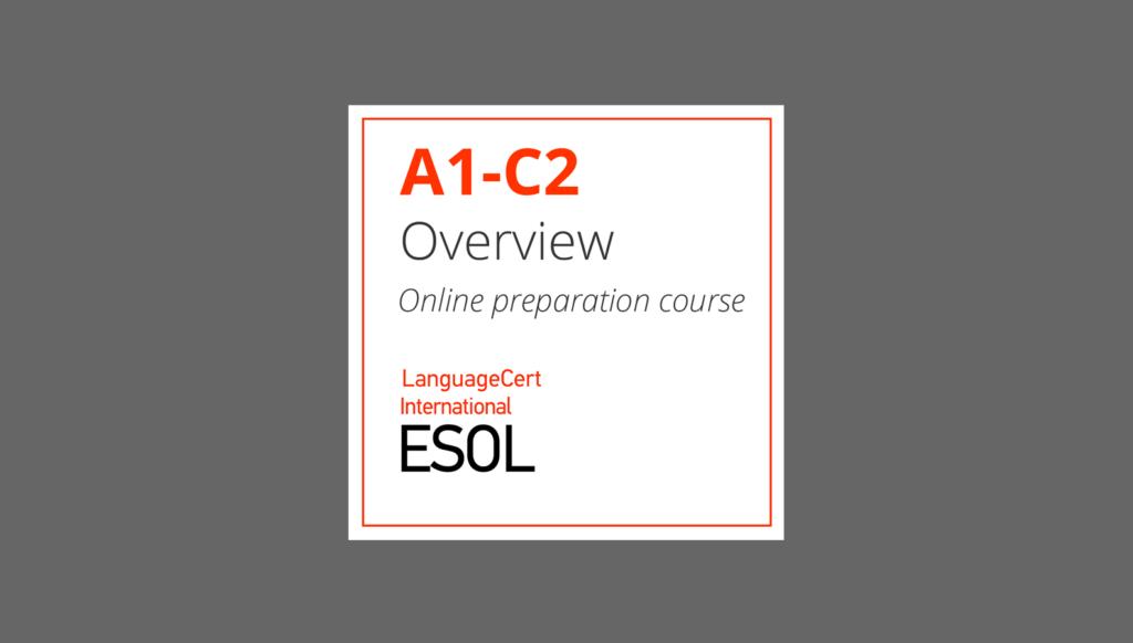 Preparazione LanguageCert International ESOL